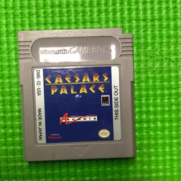 Caesar's Palace - Nintendo Gameboy | Cartridge Only