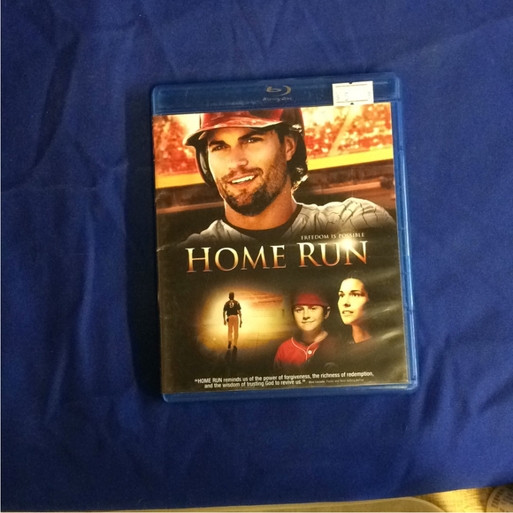 Home Run - Blu-ray Drama 2013 PG-13 | Disc Plus