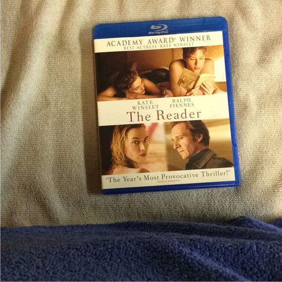 Reader - Blu-ray Drama 2008 R | Disc Plus