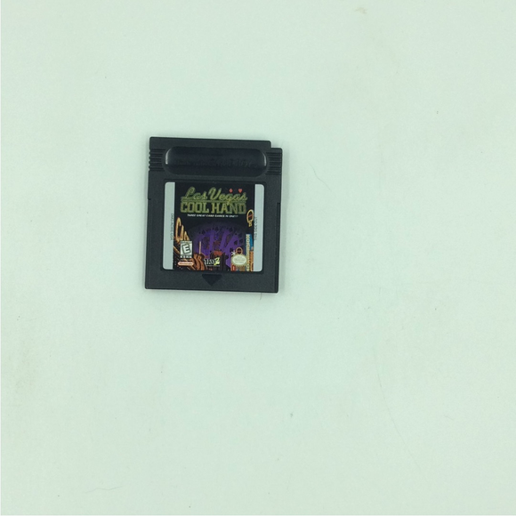 Las Vegas Cool Hand - Nintendo Gameboy Color | Cartridge Only