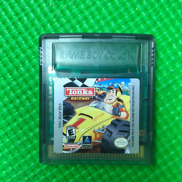 Tonka Raceway - Nintendo Gameboy Color | Cartridge Only