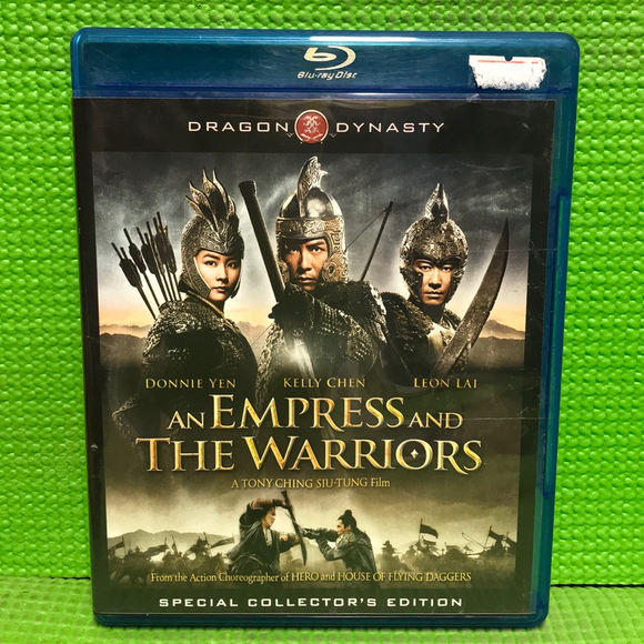 Empress And The Warriors - Blu-ray Foreign 2008 NR | Disc Plus