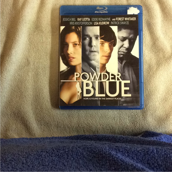 Powder Blue - Blu-ray Drama 2009 R | Disc Plus