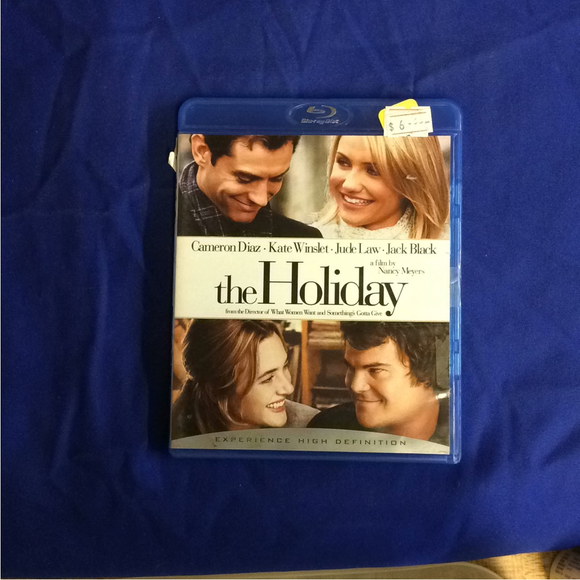 Holiday - Blu-ray Comedy 2006 PG-13 | Disc Plus