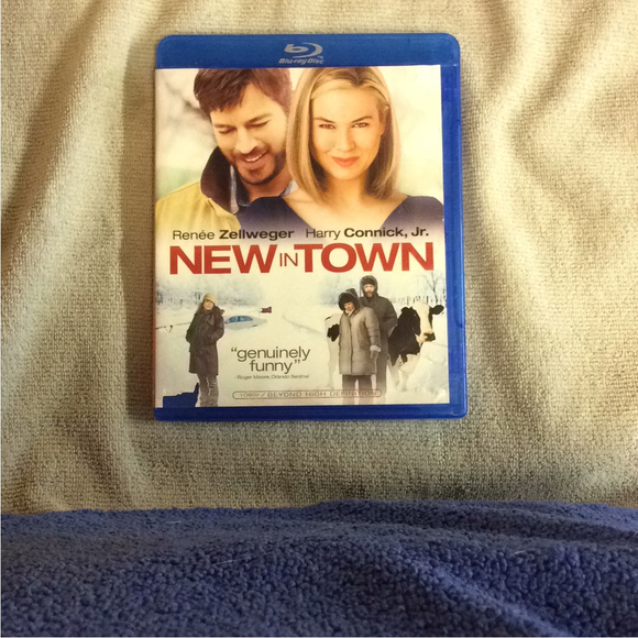 New In Town - Blu-ray Comedy 2009 PG | Disc Plus