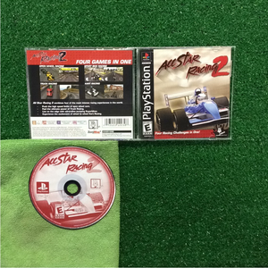 All-Star Racing 2 - Sony PS1 Playstation 1 | Disc Plus