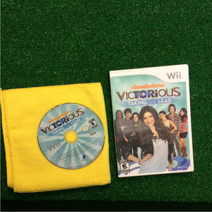 Victorious: Taking The Lead - Nintendo Wii | Disc Plus