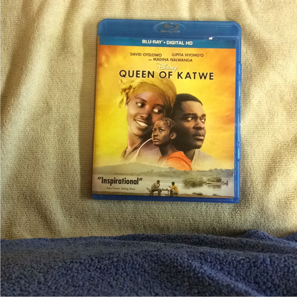 Queen Of Katwe - Blu-ray Drama 2016 PG | Disc Plus