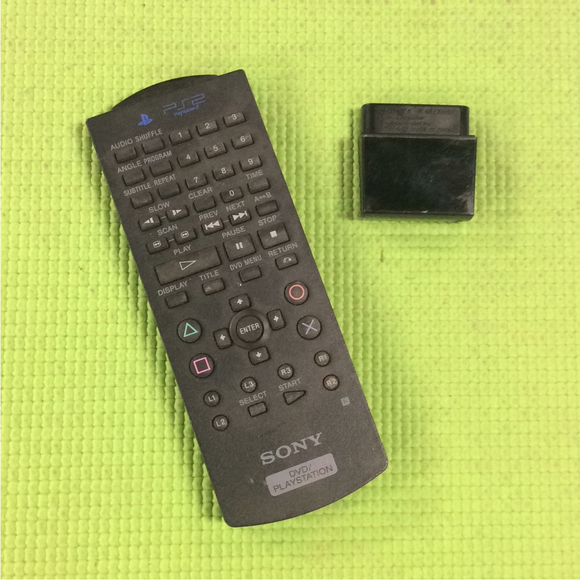 DVD Remote Control | Official - Sony PS2 Playstation 2 | USED