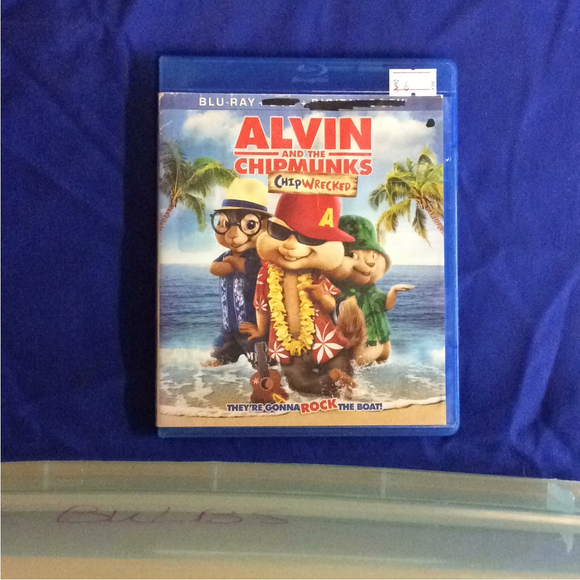 Alvin And The Chipmunks: Chipwrecked - Blu-ray Animation 2011 G | Disc Plus