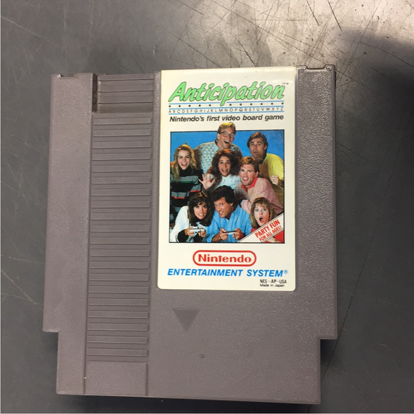 Anticipation - Nintendo NES | Cartridge Only