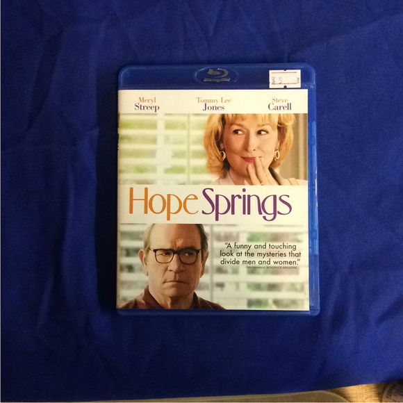 Hope Springs - Blu-ray Comedy 2012 PG-13 | Disc Plus