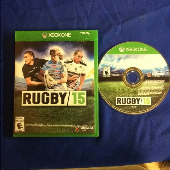 Rugby 15 - Sony PS4 Playstation 4 | Disc Plus