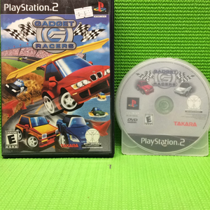 Gadget Racers - Sony PS2 Playstation 2 | Disc Plus