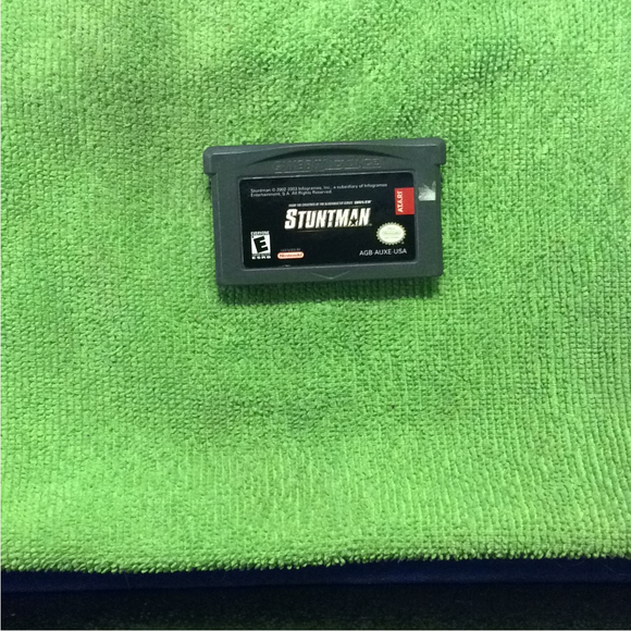 Stuntman - Nintendo GBA Gameboy Advance | Cartridge Only
