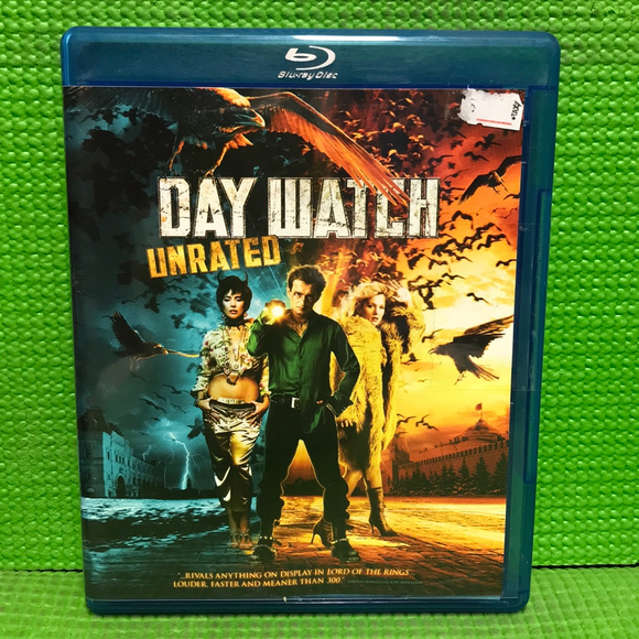Day Watch - Blu-ray Foreign 2006 R | Disc Plus