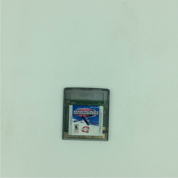 Shaun Palmers Pro Snowboarder - Nintendo Gameboy Color | Cartridge Only