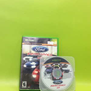 Ford Racing 2 - Microsoft Xbox | Disc Plus