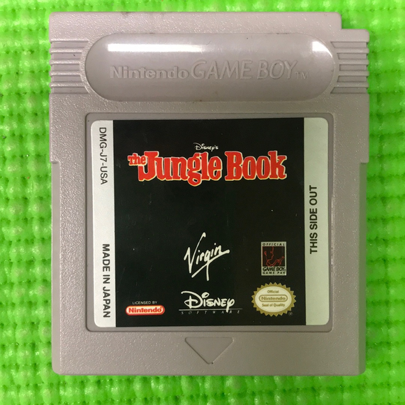 Jungle Book, The - Nintendo Gameboy | Cartridge Only