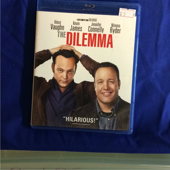 Dilemma - Blu-ray Comedy 2011 PG-13 | Disc Plus