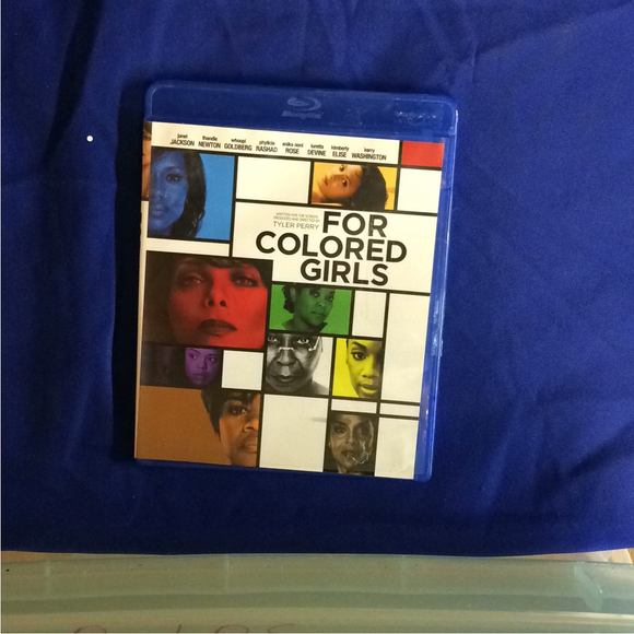 For Colored Girls - Blu-ray Drama 2010 R | Disc Plus