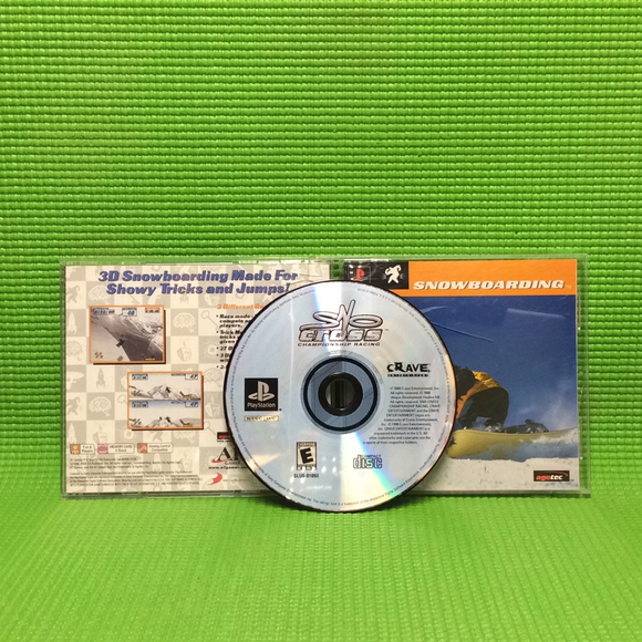 Snowboarding - Sony PS1 Playstation 1 | Disc Plus