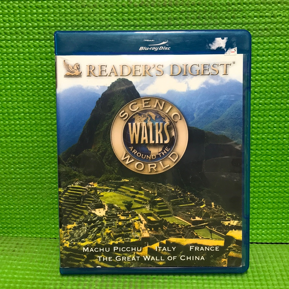 Scenic Walks Around The World: Historic Pathways - Blu-ray Special Interest UNK NR | Disc Plus
