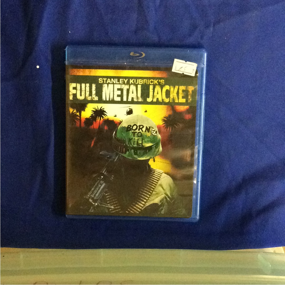 Full Metal Jacket Deluxe Edition - Blu-ray War 1987 R | Disc Plus