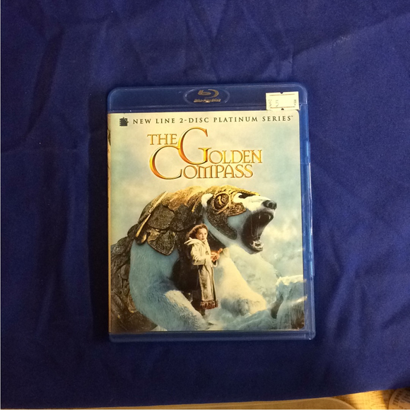 Golden Compass - Blu-ray Fantasy 2007 PG-13 | Disc Plus
