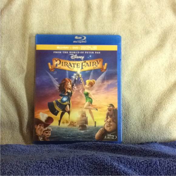 Pirate Fairy - Blu-ray Animation 2014 G | Disc Plus