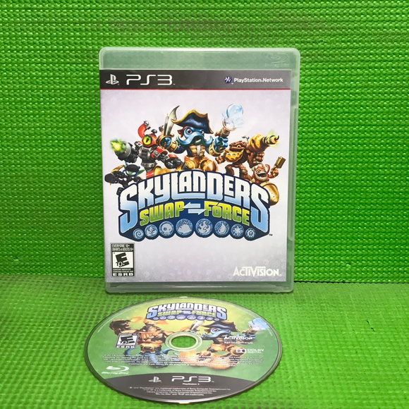 Skylanders: Swap Force (Game Only) - Sony PS3 Playstation 3 | Disc Plus