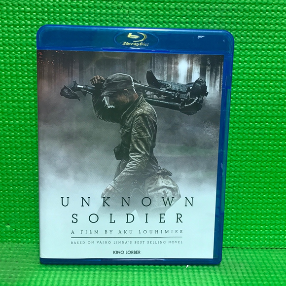 Unknown Soldier - Blu-ray Foreign 2017 NR | Disc Plus