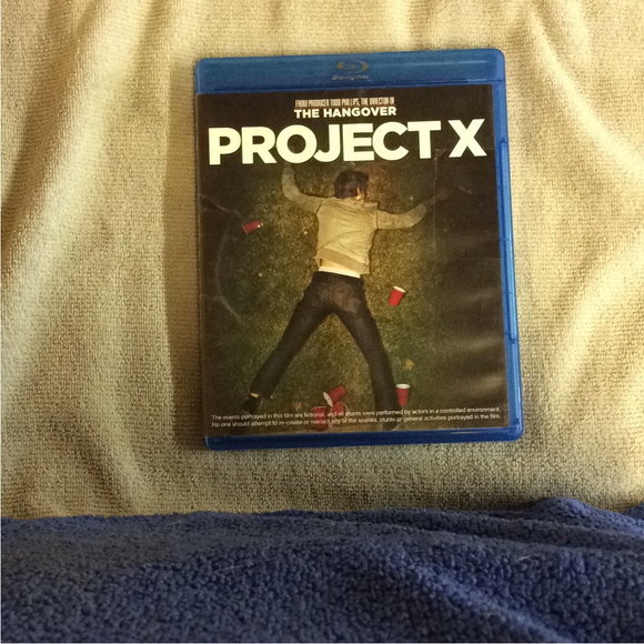 Project X - Blu-ray Comedy 2012 R | Disc Plus