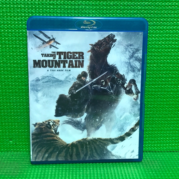 Taking Of Tiger Mountain - Blu-ray Foreign 2014 NR | Disc Plus