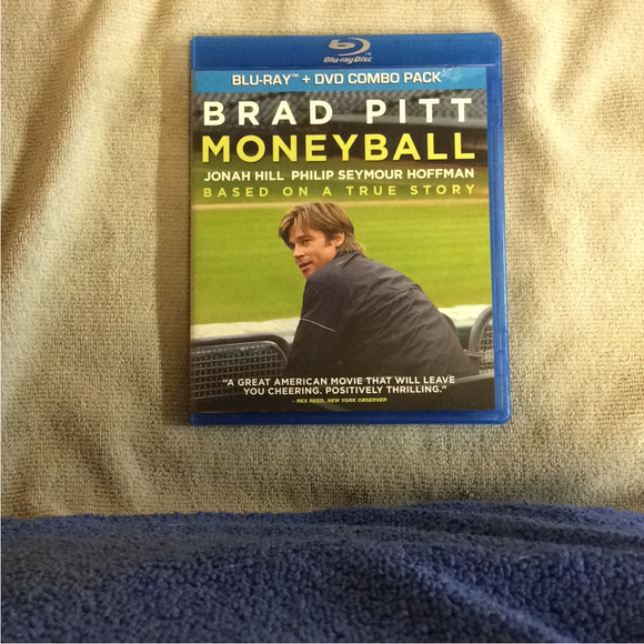 Moneyball - Blu-ray Drama 2011 PG-13 | Disc Plus