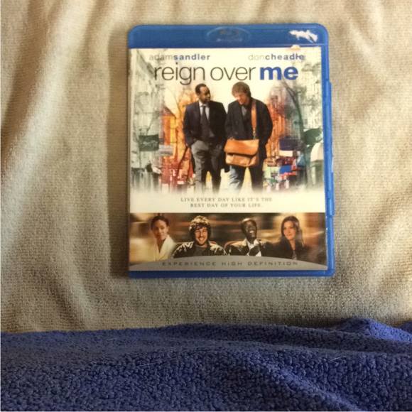Reign Over Me - Blu-ray Drama 2007 R | Disc Plus