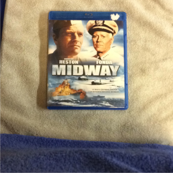 Midway - Blu-ray War 1976 PG | Disc Plus
