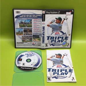 Triple Play Baseball - Sony PS2 Playstation 2 | Disc Plus