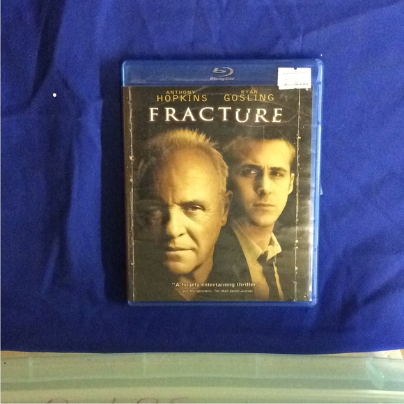 Fracture - Blu-ray Thriller 2007 R | Disc Plus