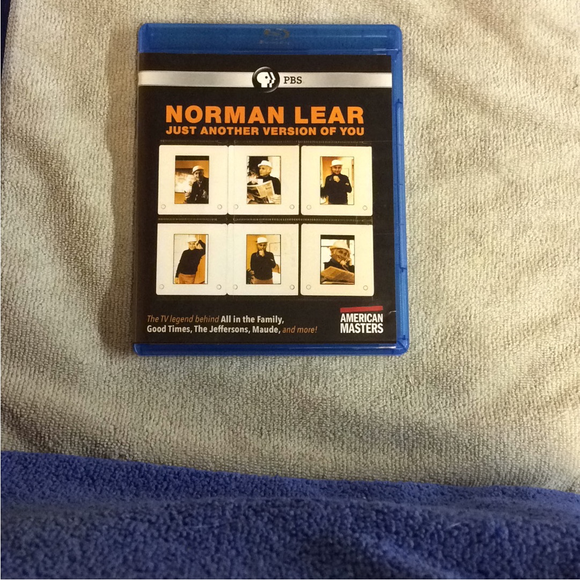 American Masters: Norman Lear - Blu-ray Documentary 2016 NR | Disc Plus