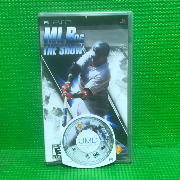 MLB 06: The Show - Sony PSP | Disc Plus