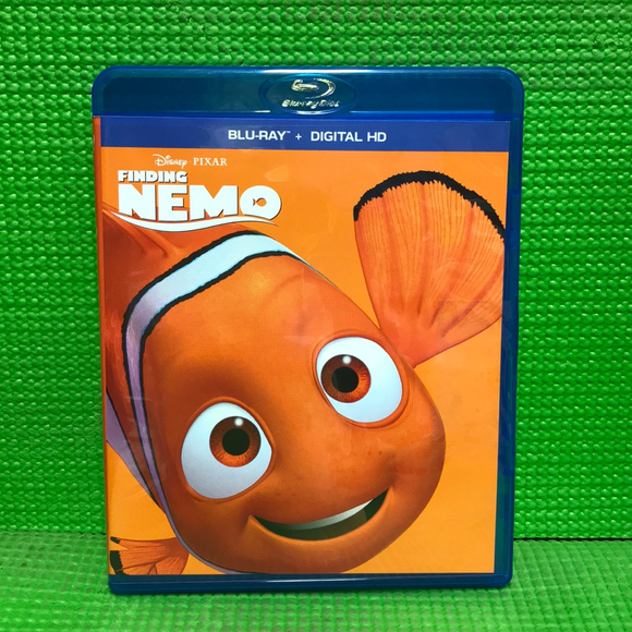 Finding Nemo - Blu-ray Animation 2003 G | Disc Plus