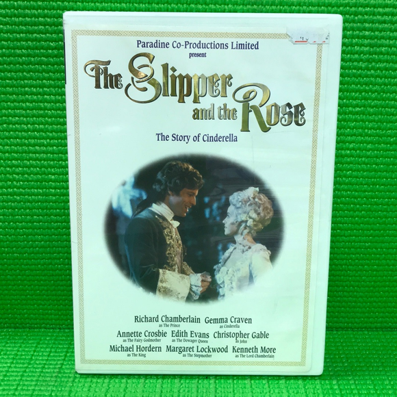 Slipper And The Rose: The Story Of Cinderella Special Edition - DVD Fantasy 1976 G | Disc Plus