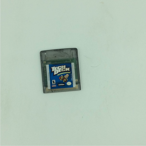 Tech Deck Skateboarding - Nintendo Gameboy Color | Cartridge Only