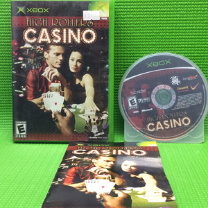 High Rollers Casino - Microsoft Xbox | Disc Plus