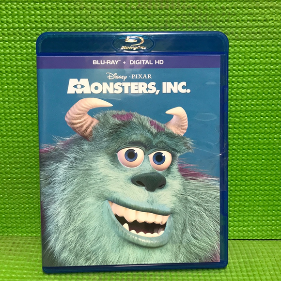Monsters, Inc. - Blu-ray Animation 2001 G | Disc Plus