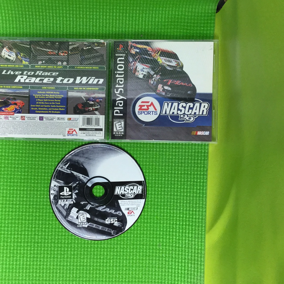 NASCAR 99 - Sony PS1 Playstation 1 | Disc Plus