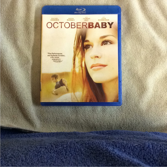 October Baby - Blu-ray Drama 2011 PG-13 | Disc Plus