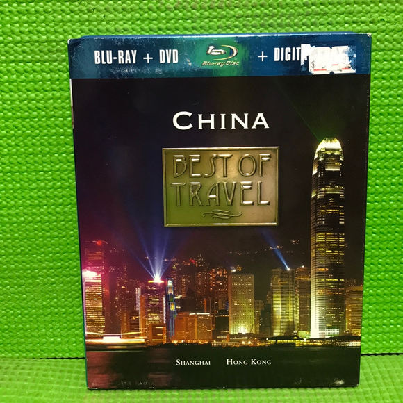 Best Of Travel: China - Blu-ray Special Interest UNK NR | Disc Plus
