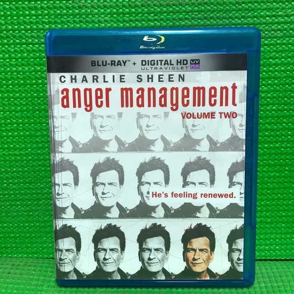 Anger Management (2012), Vol. 2 - Blu-ray TV Classics 2013 NR | Disc Plus